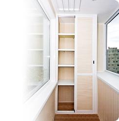 Аллюминиевый шкаф